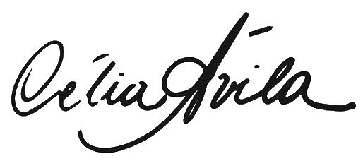 Logo Célia Ávila