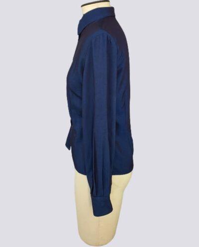 Kit Completo de Molde de Camisa Feminina Modelada – Tecido Plano – Tam.36 ao 56