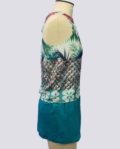 Kit Completo de Molde de Blusa com Cava Americana – Tecido Plano – Tam.36 ao 56