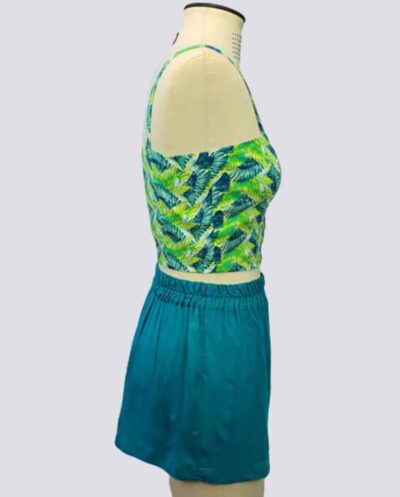 Kit Completo de Molde de Shorts de Elástico – Tecido Plano – Tam.36 ao 56