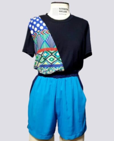 Kit Completo de Molde de T-Shirts Feminina – Malha – Tam. PP ao XXG