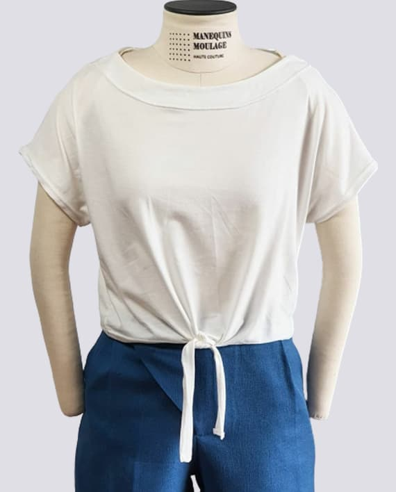 Kit de Molde de T Shirts com Amarração Frente 570x708 OT