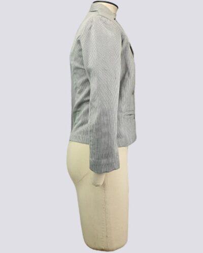 Kit Completo de Molde de Blazer Feminino com Gola Alfaiate – Tecido Plano – Tam.36 ao 46