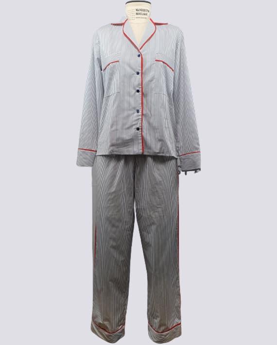 Kit Molde de Conjunto de Pijama Longo Feminino Frente 570x708 OT