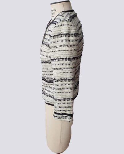 Kit Completo de Molde de Casaquinho Estilo Chanel – Tecido Plano – Tam.36 ao 56